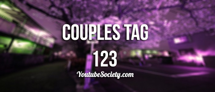 Couples 123 Tag