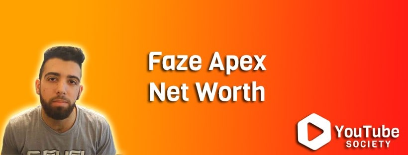 Faze Apex Net Worth