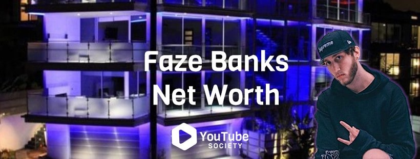 Faze Banks Net Worth