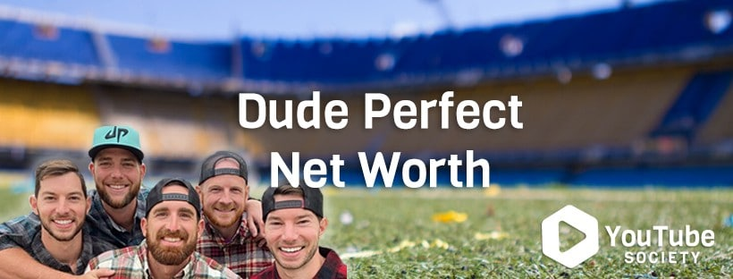 DudePerfect Net Worth